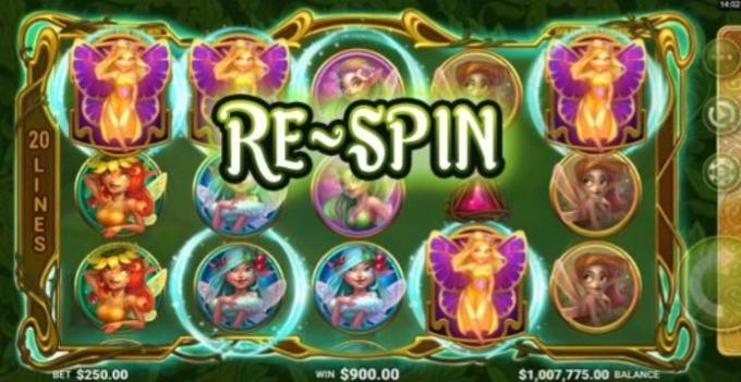 Goldwyn Fairies Online Slot