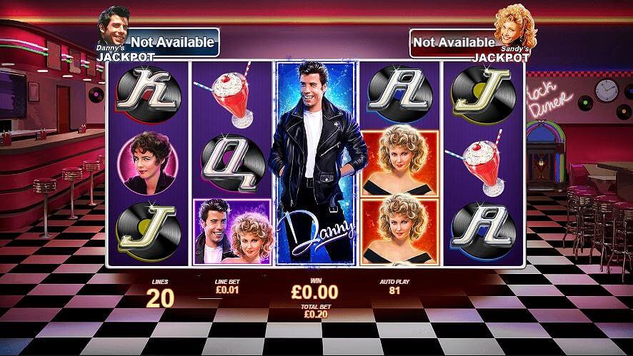 Grease Free Slots