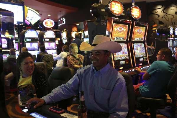 Texas Casinos - Kickapoo Lucky Eagle Casino