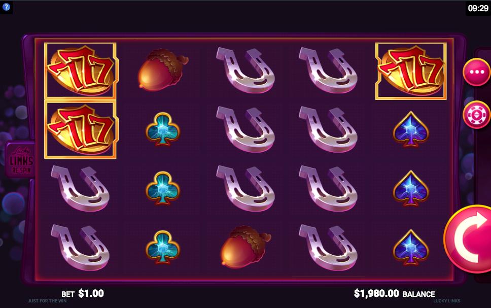 Lucky Links Online Slot