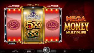 Mega Money Multiplier Online Slot