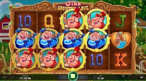 Oink Country Online Slot