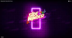 Sidewinder Online Slot