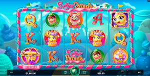 Sugar Parade Slots Microgaming