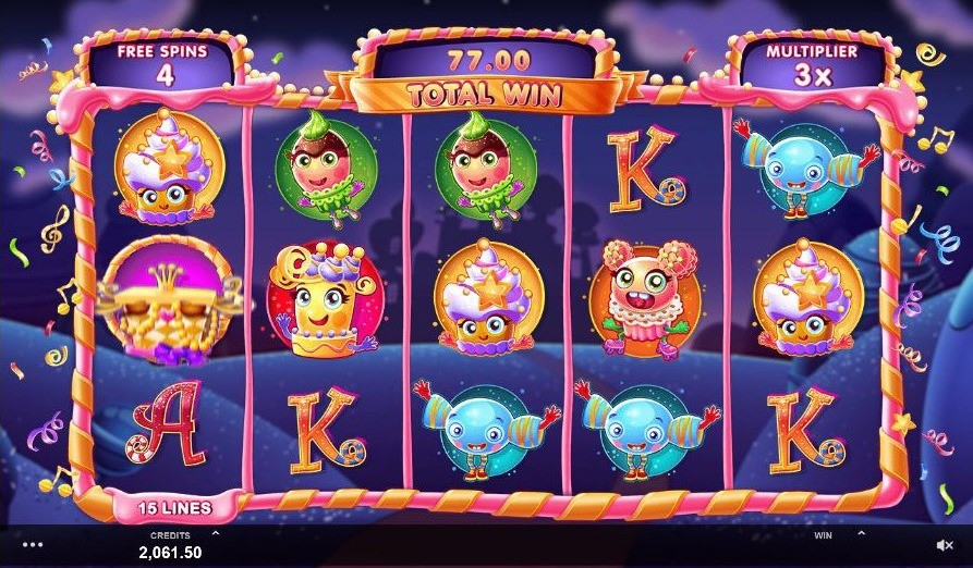 Sugar Parade Online Slot