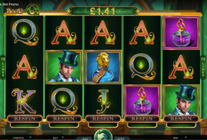 The Book of Oz Online Slot