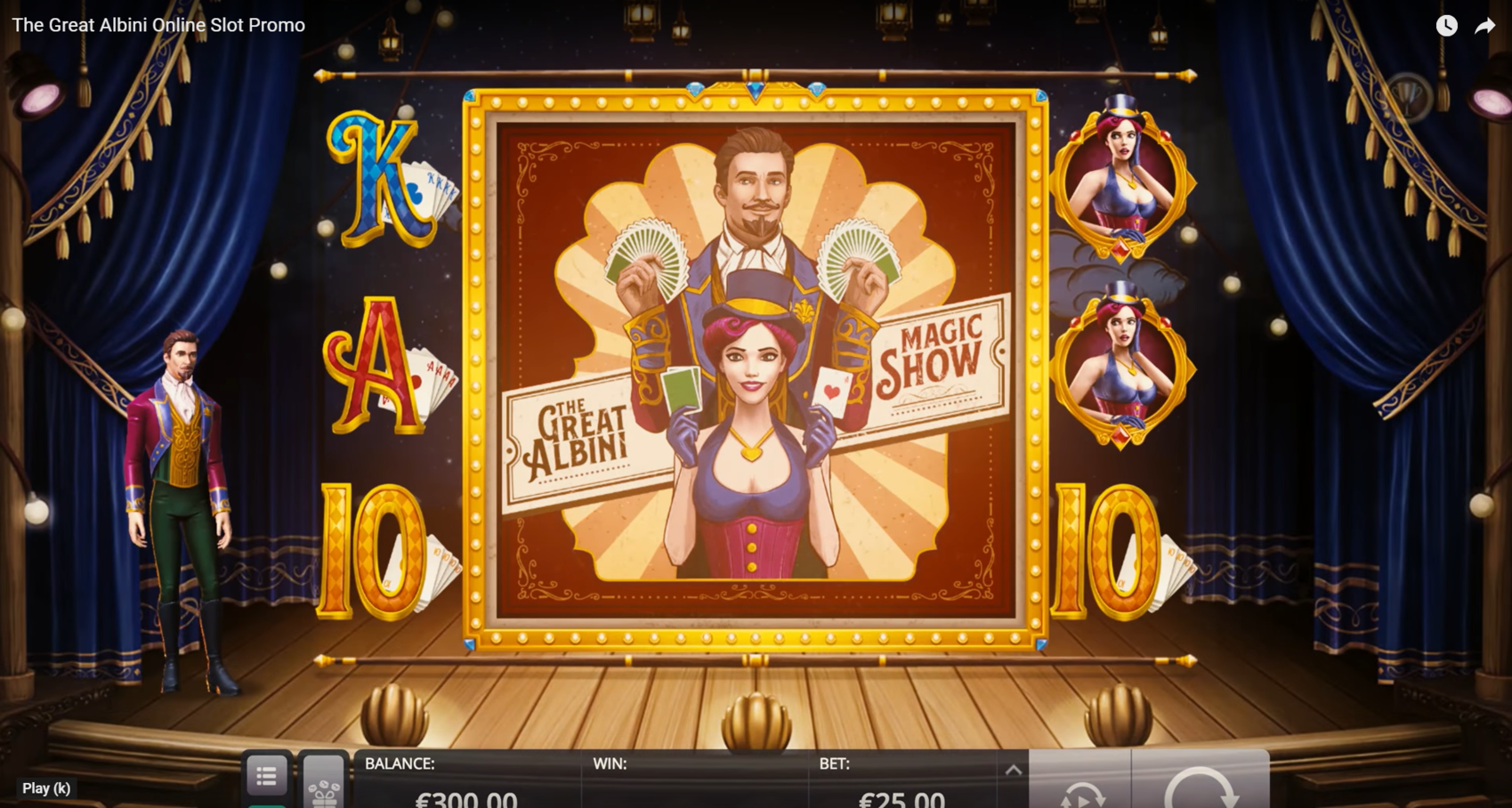 The New Great Albini Slot Makes Grand Entrance at Microgaming Casinos