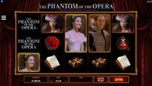 The Phantom of the Opera Slot Review