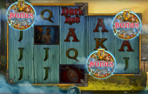 Wicked Tales Dark Red Online Slot