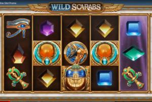 Wild Scarabs Online Slot
