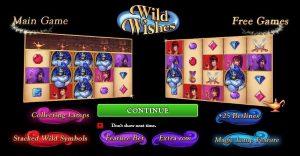 Wild Wishes Online Slot