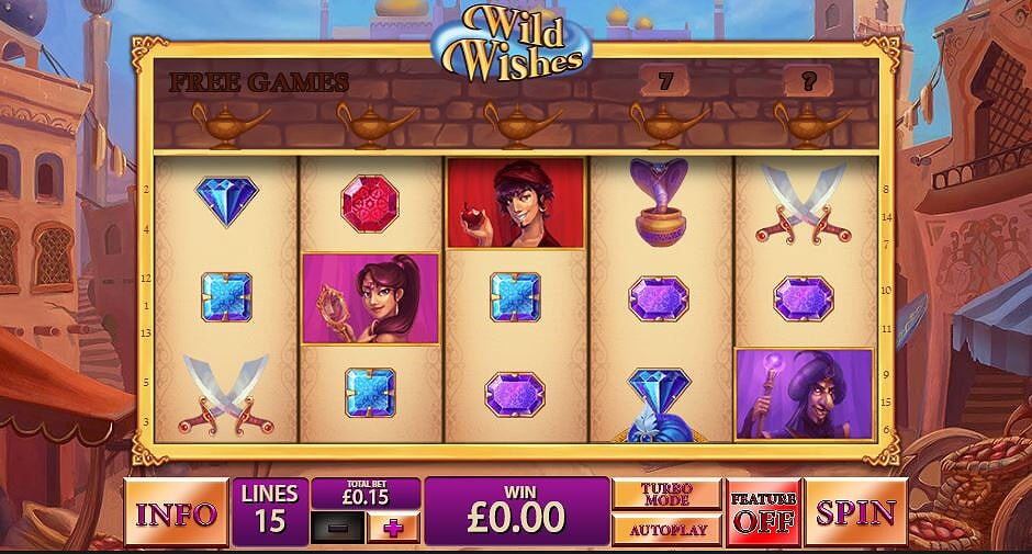 Spiele Well Of Wishes - Video Slots Online