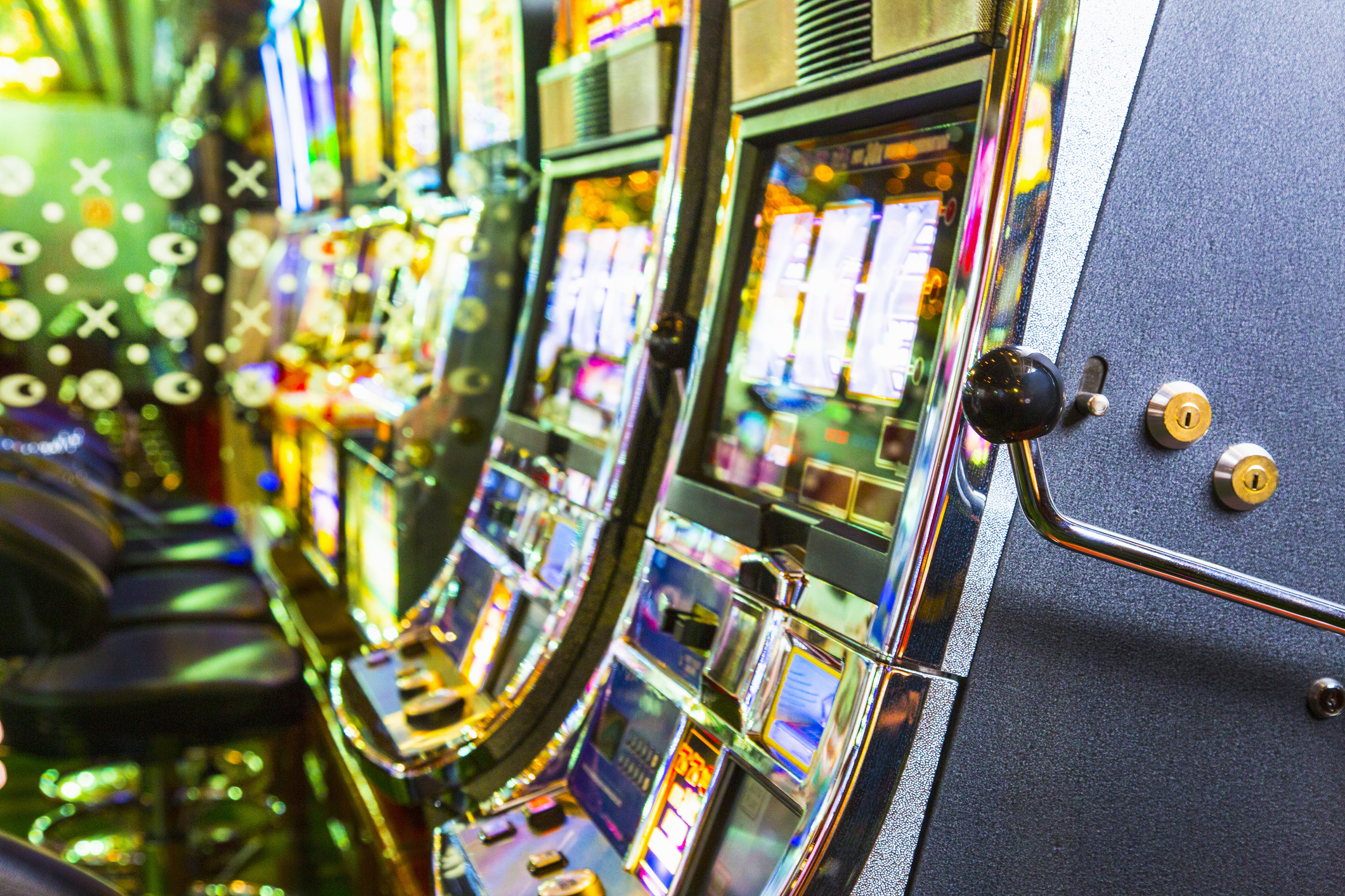 Third slot jackpot hit for NJ woman in six months.