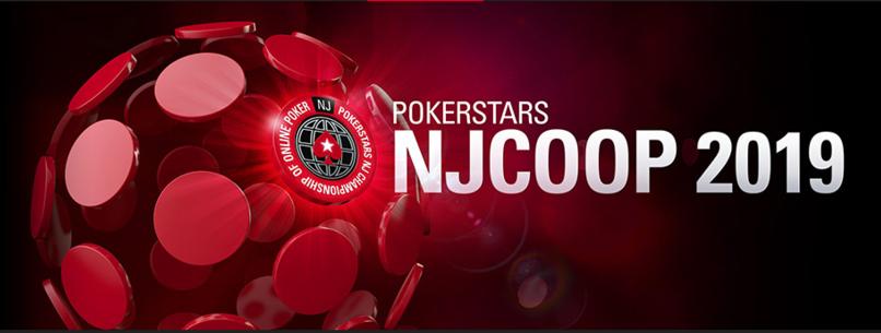 PokerStars NJCOOP 2019 Schedule