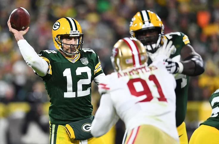 NFL Week 12 Sportsbook Odds - Packers-49ers Betting Preview