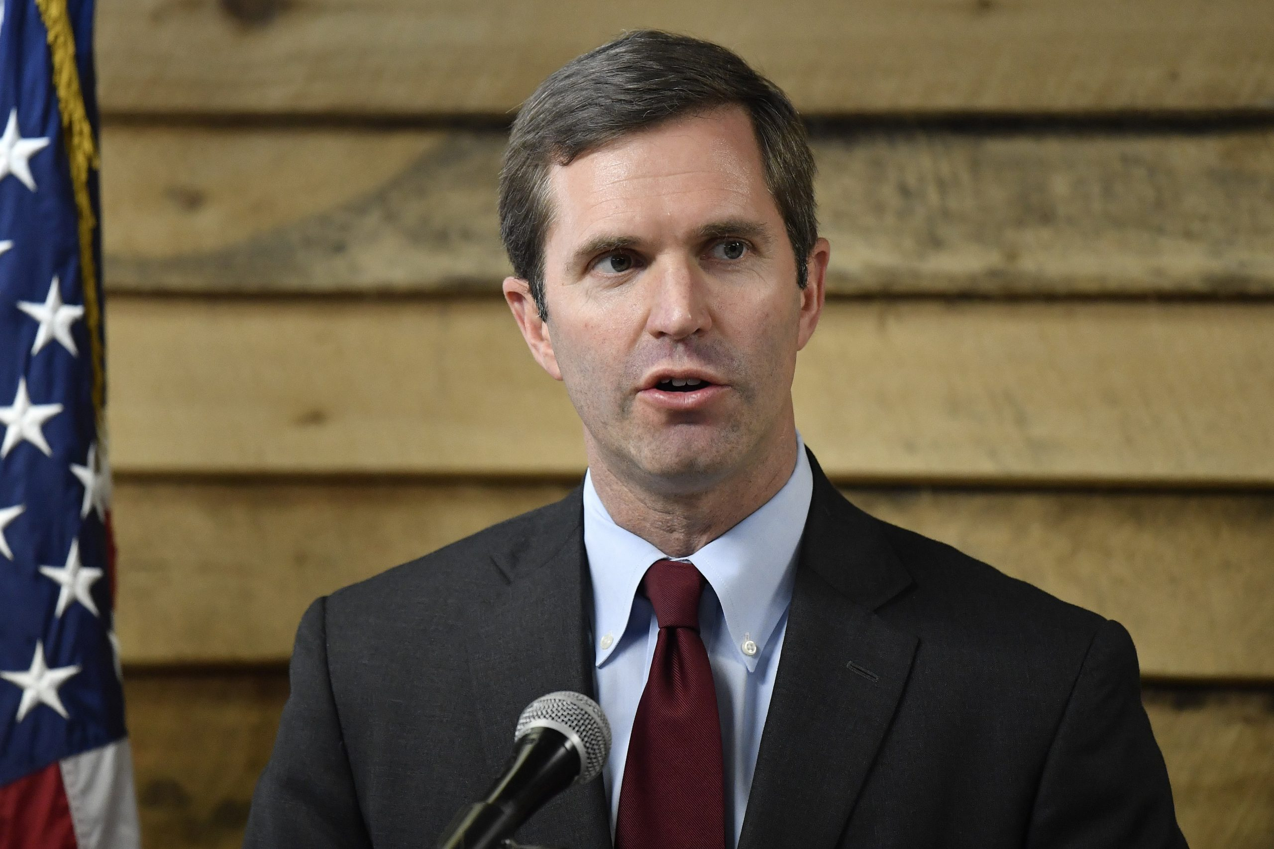 New Gov. Andy Beshear supports sports betting and full scale casino gambling in Kentucky