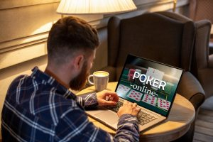 online poker, industries thriving amid coronavirus