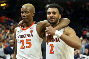 virginia cavaliers college basketball players