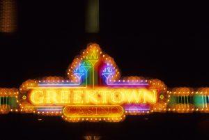 greektown casino sign michigan