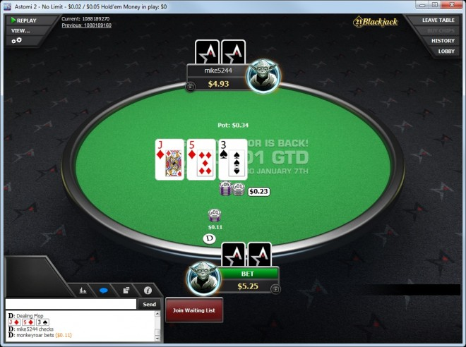 America's Cardroom Review