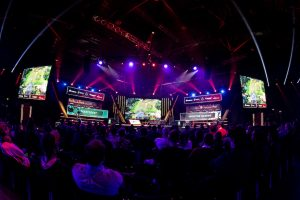 dota new Sportsbooks Betting Markets, dota 2 tourament on stage with audience