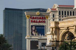 caesars palace casino, las vegas