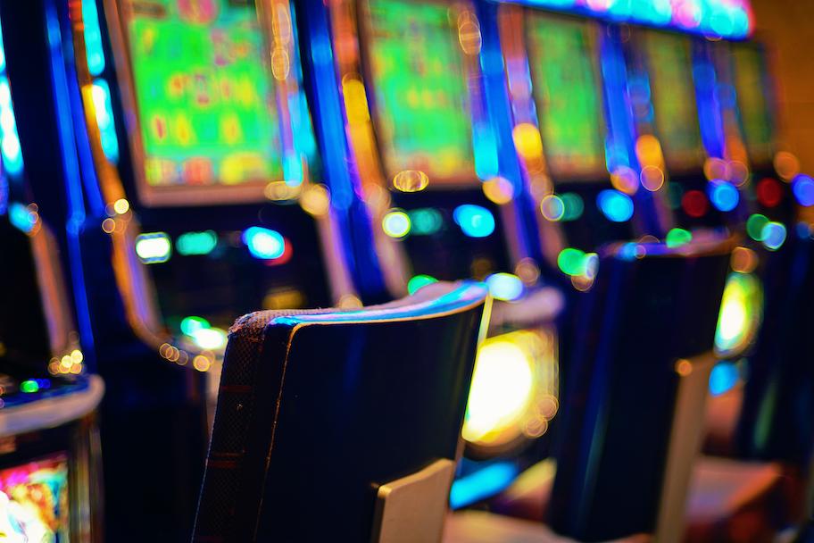 casinos post massive losses