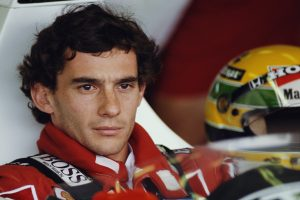 Ayrton Senna da Silva, f1 driver and champion
