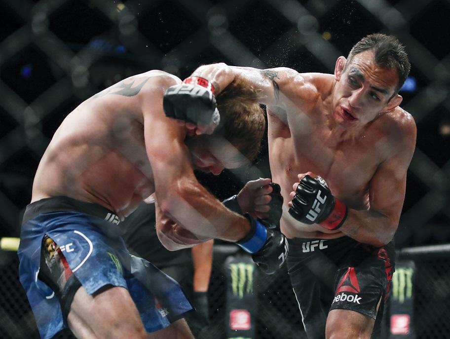 UFC 249 odds