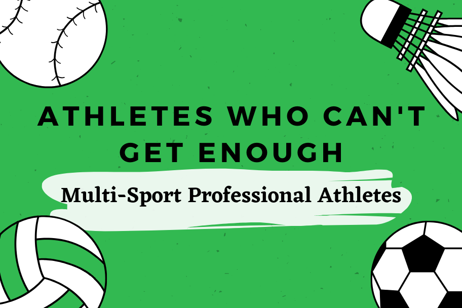 athletes who play more than one professional sport blog header