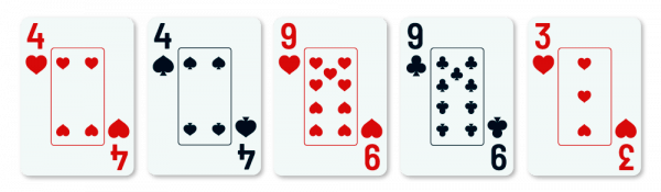 cards-two-pair