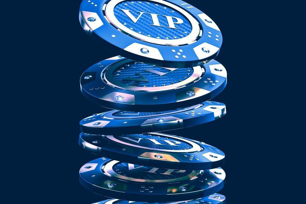 dit is een afbeelding van gestapelde pokerchips