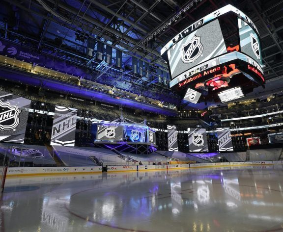 Can't Stop the Cup: 2020 Stanley Cup Qualifying Odds
