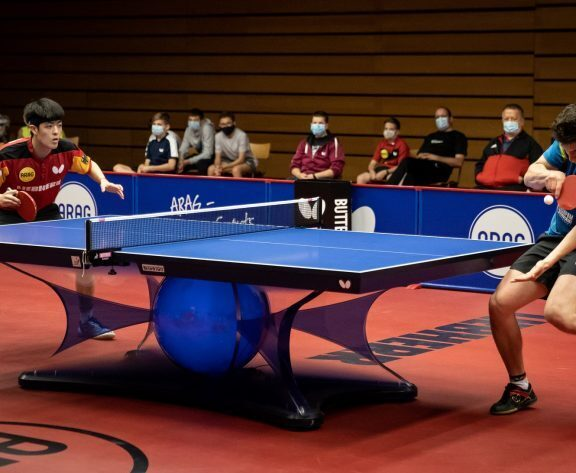 Pro Table Tennis Among Most Bet Sports Leagues