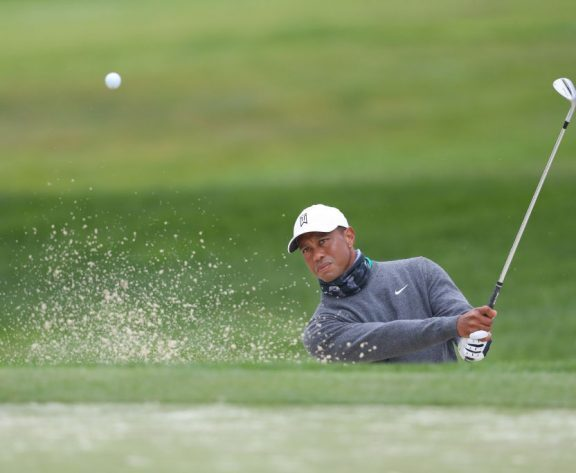 Tiger Woods' Odds to Win PGA Championship, U.S. Open & Masters