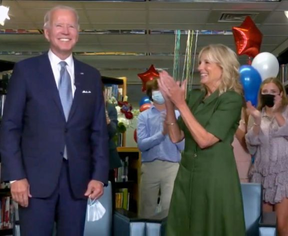 Biden's Odds to Win 2020 Election Slip During Democratic Convention
