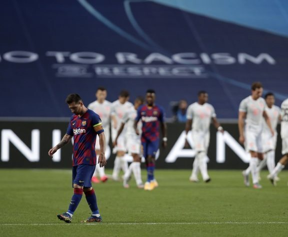 Lionel Messi Odds: Where Will He Play Next Season?