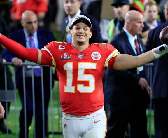 2020 NFL MVP Futures: Chiefs' Mahomes favored to win