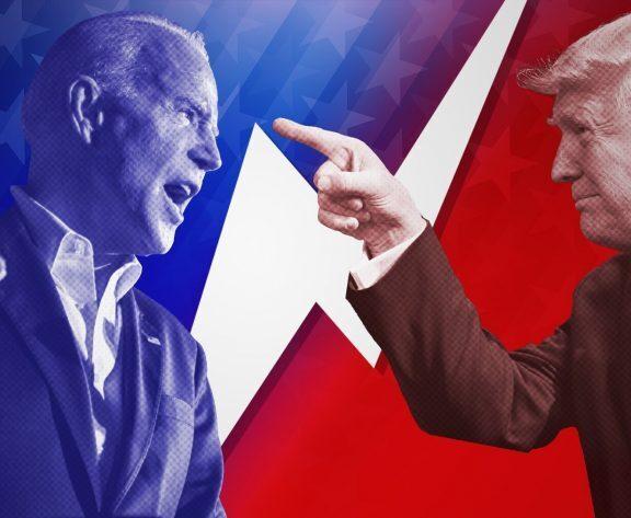 Trump, Biden election odds steady ahead of second presidential debate
