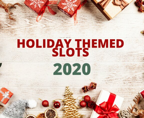 Best Christmas Themed Slots 2020