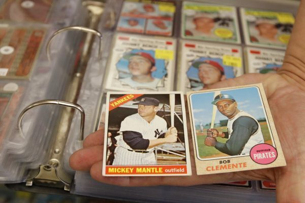 baseball cards gambling