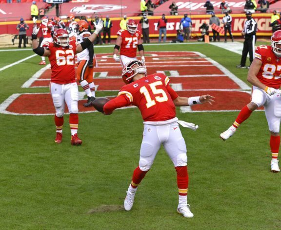 AFC Championship Odds: Chiefs field goal favorites over Allen's Bills