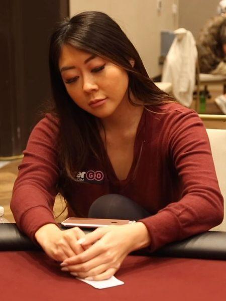 maria ho bermain poker tahun 2018