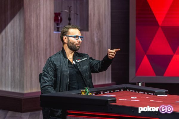 Daniel Negreanu in his Heads Up Feud with Doug Polk
