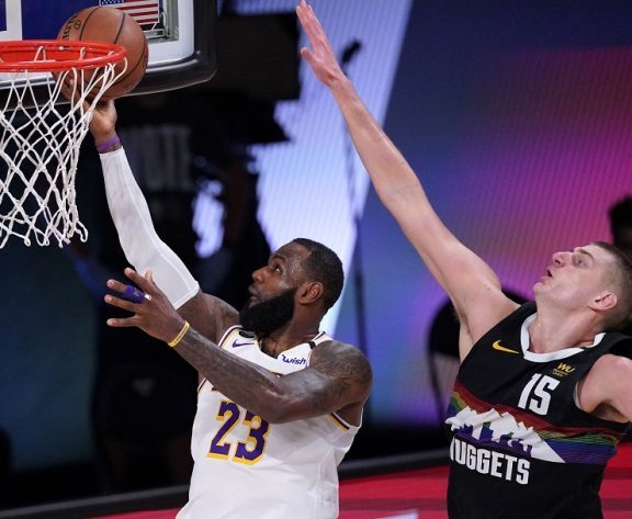 "Lakers vs Nuggets Odds ? ?King"" James Leads Champions Into Denver"
