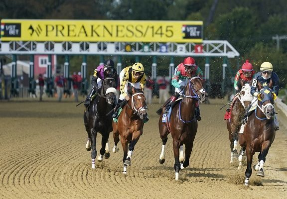 The Bizarre History of the Preakness Porta Potty Run
