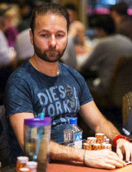 daniel negreanu bermain turnamen poker