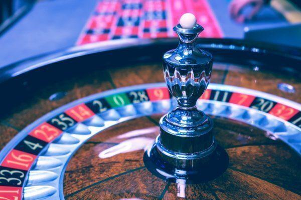 Ein Foto eines Roulettekessels