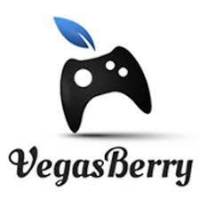 dit is een VegasBerry-logo