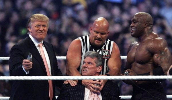 Donald Trump WrestleMania